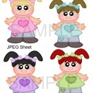 Chubby Dolls 2-Emailed as JPEG File-Commercial and Personal Use