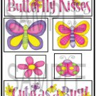 Butterfly Kisses/Cute As A Bug-T&B-Emailed as JPEG File-Commercial and Personal Use