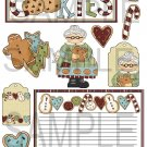 Grandmas or Moms Cookies - Emailed as JPEG File-Commercial and Personal Use