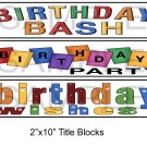 Birthday 1 - Emailed as JPEG File-Commercial and Personal Use