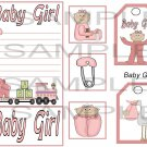 Baby Girl 2 sc - Emailed as JPEG File-Commercial and Personal Use
