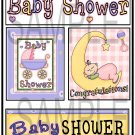 Baby Shower Girl tb - Emailed as JPEG File-Commercial and Personal Use