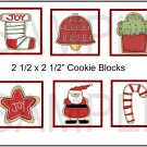 Cookie Blocks - Emailed as JPEG File-Commercial and Personal Use