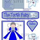 Boy Tooth Fairy - Emailed as JPEG File-Commercial and Personal Use