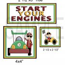 Start Your Engines - Emailed as JPEG File-Commercial and Personal Use