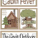 Cabin Fever/The Great Outdoors - Emailed as JPEG File-Commercial and Personal Use