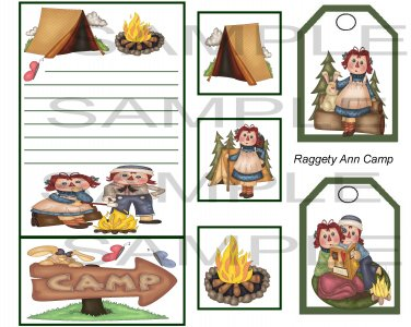 Raggety Ann Camp sc - Emailed as JPEG File-Commercial and Personal Use