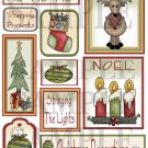 Christmas Decorations - Emailed as JPEG File-Commercial and Personal Use