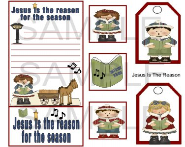 Jesus Is The Reason sc - Emailed as JPEG File-Commercial and Personal Use