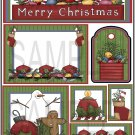 Merry Christmas Country s - Emailed as JPEG File-Commercial and Personal Use