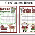 Santa Express/Christmas Eve jb - Emailed as JPEG File-Commercial and Personal Use