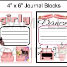 Girly/Dance jb -  Emailed as JPEG File-Commercial and Personal Use