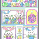 Happy Easter 2 s -  Emailed as JPEG File-Commercial and Personal Use