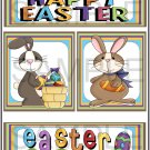 Happy Easter/Easter tb -  Emailed as JPEG File-Commercial and Personal Use