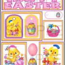 Happy Easter Chick s -  Emailed as JPEG File-Commercial and Personal Use