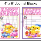 Happy Easter Chick jb -  Emailed as JPEG File-Commercial and Personal Use