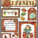 Happy Harvest s -  Emailed as JPEG File-Commercial and Personal Use