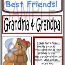 Best Friends/Grandma Grandpa tb -  Emailed as JPEG File-Commercial and Personal Use