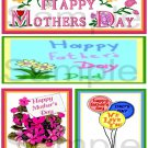 Happy Mother's Day/Father's Day tb -  Emailed as JPEG File-Commercial and Personal Use