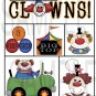 Clowns s -  Emailed as JPEG File-Commercial and Personal Use
