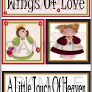 A Little Touch of Heaven/Wings of Love tb -  Emailed as JPEG File-Commercial and Personal Use