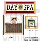 Day Spa qp -  Emailed as JPEG File-Commercial and Personal Use