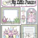 My Little Princess s -  Emailed as JPEG File-Commercial and Personal Use