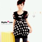 Sweet Polkadot Blouse