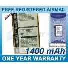 EXTENDED BATTERY PALM UP383562A A6