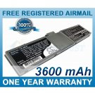 BATTERY FOR GATEWAY SOLO 3350 700 SOLO 3350 DELUXE 700 SOLO 3350 SPECIAL 600 SOLO 3350 SPECIAL