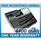 BATTERY FOR MEDION MD9783 MD9783-A TITANIUM