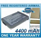 BATTERY FOR ACER TRAVELMATE 220 TRAVELMATE 222 TRAVELMATE 230 TRAVELMATE 234 TRAVELMATE 225