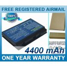 BATTERY FOR ACER TRAVELMATE 5310-400508MI TRAVELMATE 5520G-402G16MI TRAVELMATE 5720-702G25BN