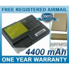 BATTERY FOR ACER TRAVELMATE 275 TRAVELMATE 273 TRAVELMATE 272X TRAVELMATE 270XV TRAVELMATE A550