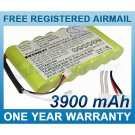 BATTERY FOR AMX VIEWPOINT VPW-CP TOUCHSCREENS VPW-GS