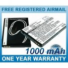 BATTERY FOR AURO CLASSIC 8510 M101