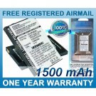 BATTERY FOR AIRIS T482 T483 T483L