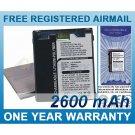 BATTERY FOR ARCHOS AV500 MOBILE DVR 30GB AV500 MOBILE DVR AV530 MOBILE DVR 30GB AV500E