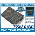 BATTERY FOR CANON DC51 IXY DVM5 MVX4I OPTURA 600