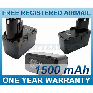 BATTERY FOR BOSCH 3300K 3305K 330K 3310K 3315K 3500 ABS 12 M-2 ABS M 12V AHS 3 AHS 4 AHS A ASG 52
