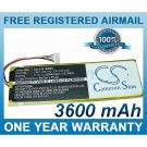 BATTERY FOR SONOS CONTROLLER CB100 CONTROLLER CR100