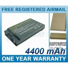BATTERY FOR COMPAQ BUSINESS NOTEBOOK TC4400 BUSINESS NOTEBOOK NC4200 BUSINESS NOTEBOOK TC4200
