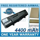 BATTERY DELL GP952 0GW252 GW252 RU586 312-0625 312-0626 312-0634 312-0633 451-10478 451-10533