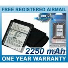 EXTENDED BATTERY O2 XDA LIBR160 35H00082-00M