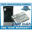 EXTENDED BATTERY FOR SONY ERICSSON XPERIA PLAY R800A R800I R800X