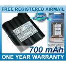 BATTERY FOR RADIOSHACK RADIO SHACK 23-021 5SN-AAA70H-SV-P