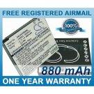 BATTERY FOR HUAWEI C7600 C5900 U7300 U7310 V830 V860 U5509 U550 C5990