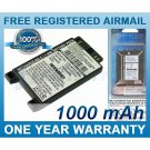 BATTERY FOR QUALCOMM KYOCERA QCP-2135 QCP-2119