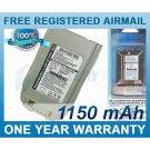 BATTERY FOR LG 510(CDMA) TOUCH POINT TP1100 510 TM-510 DM-510 SP-510 -510 TM 510 DM 510 SP 510