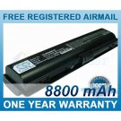BATTERY FOR MEDION MD96442 MD96559 MD96570 MD97900 MD98000